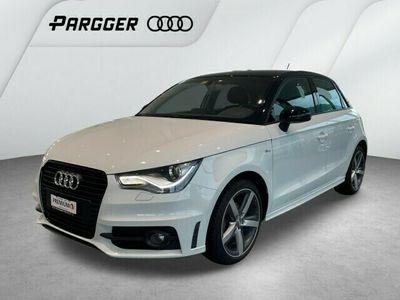 gebraucht Audi A1 Sportback  1.6 TDI admired DSG