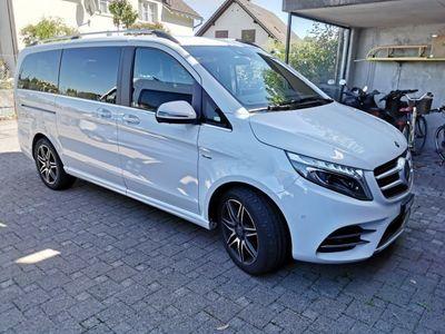 gebraucht Mercedes V250 d Swiss Edition lang 4Matic 7G-Tronic