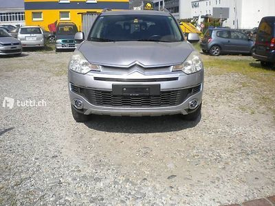 gebraucht Citroën C-Crosser 2.2 16V HDi Exclusive