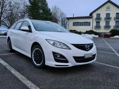 gebraucht Mazda 6 CD2.2 Kombi