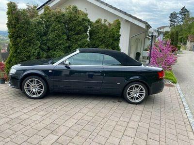 gebraucht Audi A4 Cabriolet  2.0T FSI multitronic