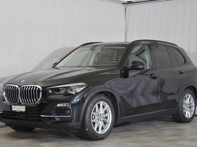 gebraucht BMW X5 30d xDrive SAG