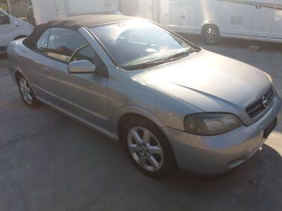 gebraucht Opel Astra Cabriolet 2.2i 16V Bertone