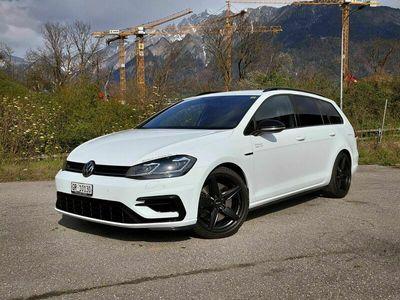 gebraucht VW Golf R Kombi Facelift erst 79000km