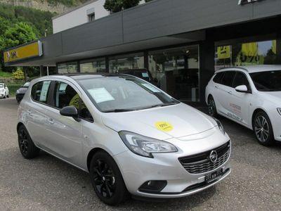 gebraucht Opel Corsa 1.4 eTEC Black Edition