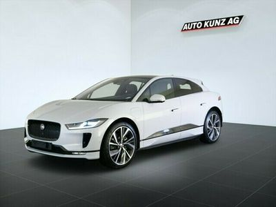 gebraucht Jaguar I-Pace EV Elektro 400 SE AWD 3-Phasig 2021 Aut.