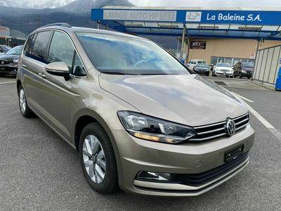 gebraucht VW Touran 2.0 TDI BlueMotion Technology Comfortline