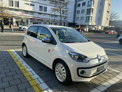 gebraucht VW up! Up ! white1.0, 75 PS (55 kW), ABS und ASR, Automat