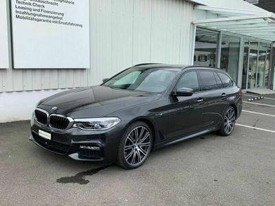 gebraucht BMW 540 5er 540i xDrive Touring 5erxDrive Touring
