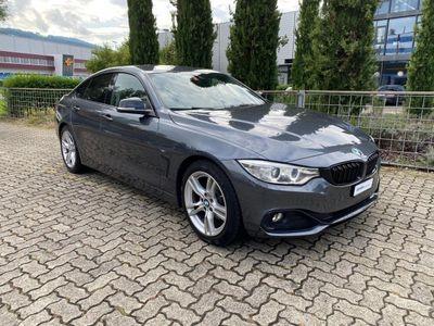 gebraucht BMW 420 Gran Coupé d Sport Line Steptronic