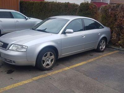 gebraucht Audi A6 Original 116.500 km! Reserviert bis 18 uhr heute!