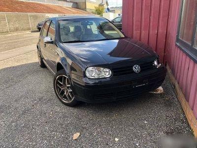 gebraucht VW Golf 4 gti 1,8 Turbo mit Unfall zum Verkaufen