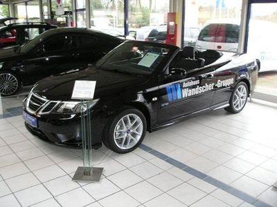 gebraucht Saab 9-3 Cabriolet 1.9 TID DPF AUT. Vector