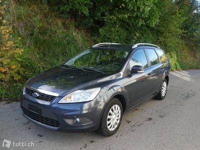 gebraucht Ford Focus 1.8L JG 11.2009 KM 139000 FRISCH AB MFK KLIMA