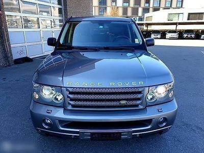 gebraucht Land Rover Range Rover Sport Range Rover Sport 2.7 HSE