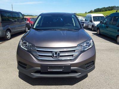 gebraucht Honda CR-V 2.0 Comfort 2WD