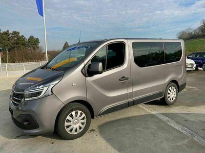 gebraucht Renault Trafic Blue dCi 170 EDC Passenger Intens