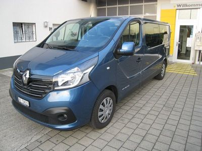 gebraucht Renault Trafic Grand Passenger 2.0 dCi Blue 170