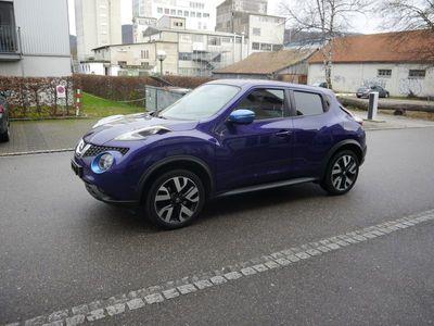 gebraucht Nissan Juke 1.6 DIG-T acenta 17'' 4x4 Xtronic M-CVT
