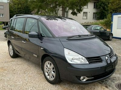gebraucht Renault Espace Espace 2.0 Turbo Expression2.0 Turbo Expression