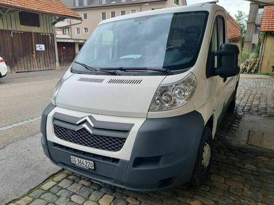 gebraucht Citroën Jumper 30 2.2 HDi 110 Attraction L2H1