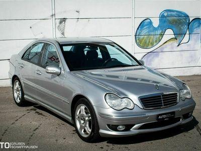 gebraucht Mercedes C32 AMG C-Klasse Mercedes Benz C32 AMG frisch ab MFK & Service 1.Hand C-Klasse Mercedes BenzAMG frisch ab MFK & Service 1.Hand