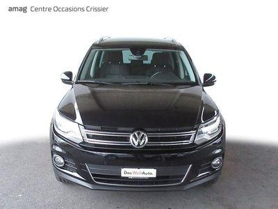 gebraucht VW Tiguan 2.0 TDI Lounge 4Motion DSG