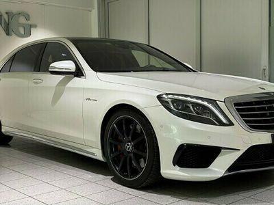 gebraucht Mercedes S63 AMG AMG L 4Matic Speedshift MCT
