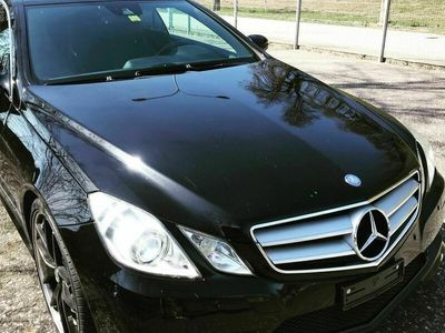 gebraucht Mercedes E350 E-Klasse Mercedes BenzCGI AMG LINE