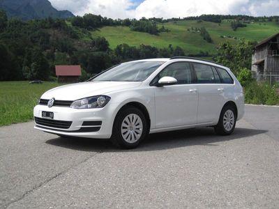 gebraucht VW Golf VII Variant 1.2 TSI Trendline