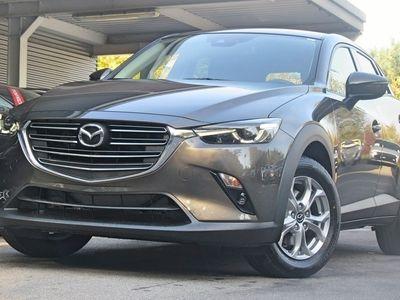 gebraucht Mazda CX-3 SKYACTIV-G 121 Ambition Plus FWD