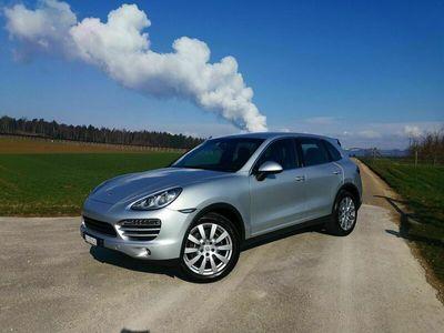 gebraucht Porsche Cayenne Cayenne 3.6L V6, SUV, 3500kg Anhängelast,3.6L V6, SUV, 3500kg Anhängelast,