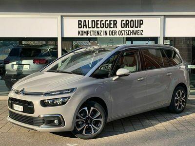 gebraucht Citroën C4 SpaceTourer Grand1.5 BlueHDi Shine EAT8