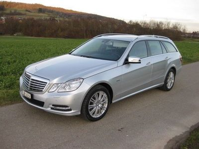 gebraucht Mercedes E350 CDI BlueEfficiency Elégance 4Mati