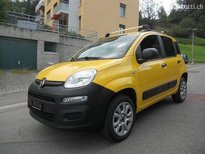gebraucht Fiat Panda 4x4 Twin Air