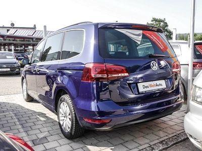 gebraucht VW Sharan COMFORTLINE 1.4TSI DSG 7-SITZER NAVI