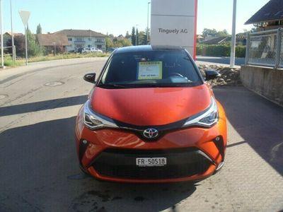 gebraucht Toyota C-HR 2.0 HSD CVT Launch Edition