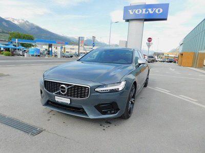gebraucht Volvo V90 T6 AWD R-Design