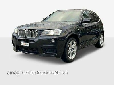gebraucht BMW X3 xDrive 28i Steptronic