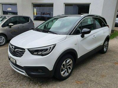 gebraucht Opel Crossland X 1.2i TP Excellence