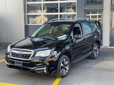 gebraucht Subaru Forester 2.0D Swiss Lineatronic