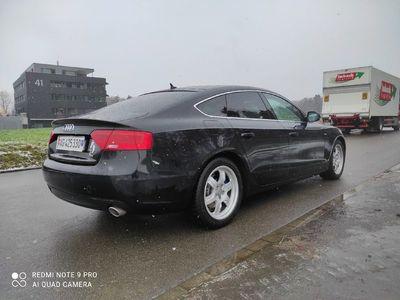 gebraucht Audi A5 Sportback 3.0 TDI multitronic