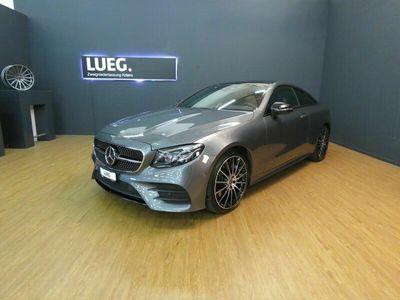 gebraucht Mercedes E350 Coupé AMG Line 9G-Tronic