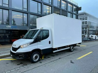 gebraucht Iveco Daily Daily / Turbo Daily35 S 18 V Kastenwagen mit Hebebühne