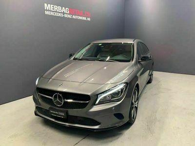 gebraucht Mercedes CLA250 Shooting Brake Urban 4Matic 7G-DCT
