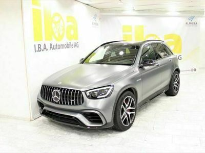 gebraucht Mercedes GLC63 AMG S AMG 4Matic Performance / 510 PS Facelift