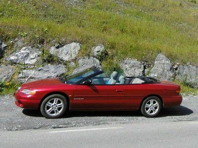 gebraucht Chrysler Stratus 25 V6 Cabrio ab MFK