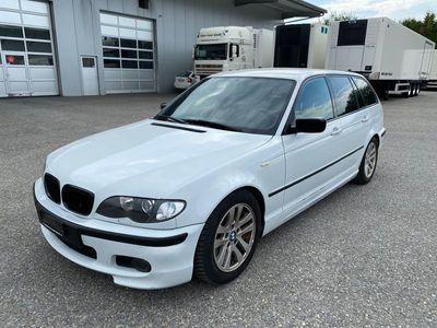 gebraucht BMW 320 3er d M Paket Facelift