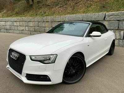 gebraucht Audi A5 Cabriolet 2.0 TFSI quattro S-tronic