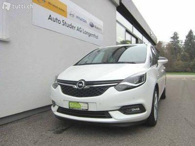 gebraucht Opel Zafira 1.6T AT Enjoy